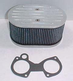 weber dcoe air filter 99217 432