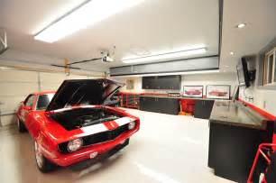 garage lighting made easy louie lighting