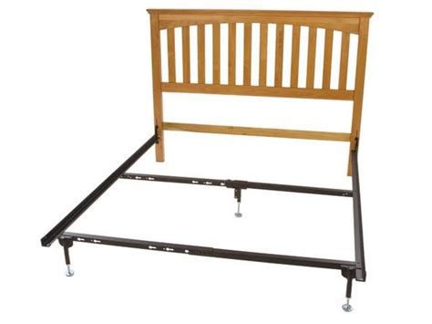 Queen Size Metal Hook In Headboard Only Metal Bed Rails Bed Frames Indianapolis