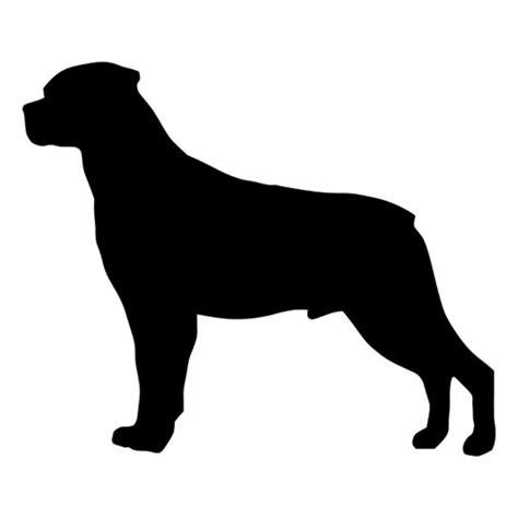 rottweiler in car 11 6 9 7cm rottweiler vinyl decal fashion silhouette car stickers car styling