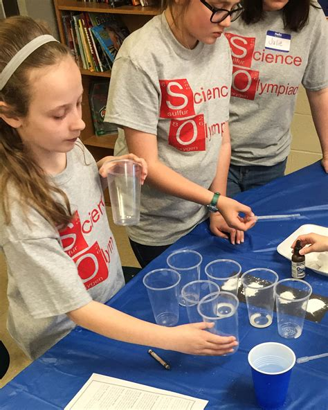 white house heritage elementary heritage elementary marks five years of science olympiads