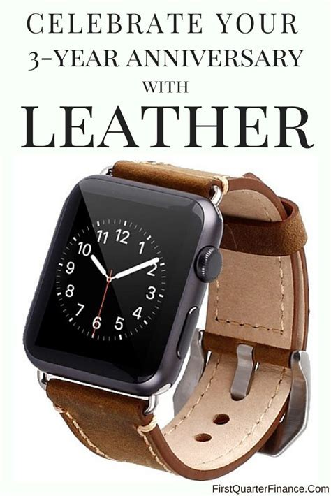 Best 25  Leather anniversary gift ideas on Pinterest   3rd