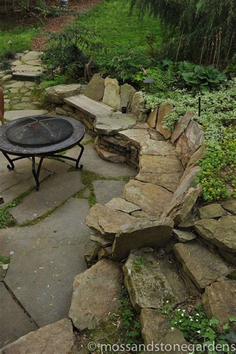 stone bench ideas 20 best stone patio designs ideas stone bench bench