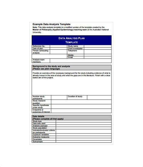 data analysis excel template data analysis template even analysis template for