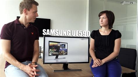 samsung ue uhd gaming monitor interview lesertest