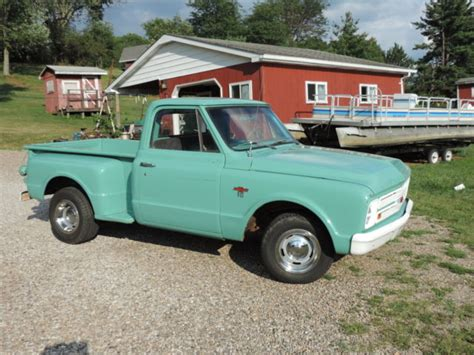 short bed truck cer craigslist 1967 chevrolet c10 shortbed stepside