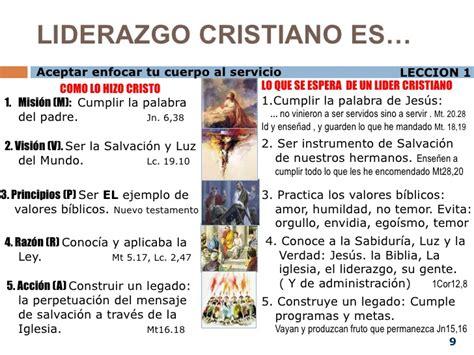 imagenes de lideres cristianos 10 lecciones para l 237 deres cristianos