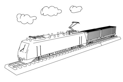 train cars coloring pages coloring pages for kids animal