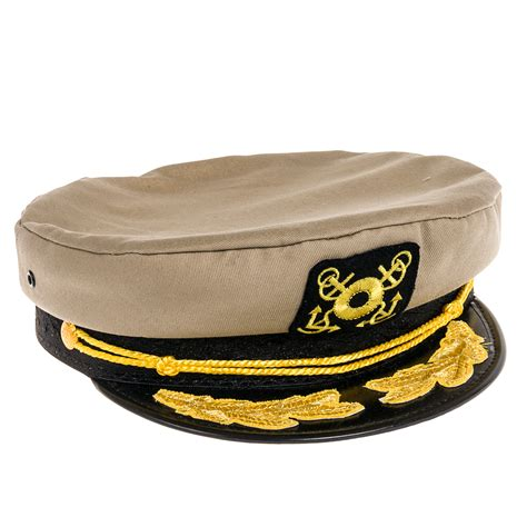 yacht boat captain hat dorfman pacific new outdoor adjustable twill yacht boat