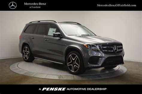 2018 new mercedes gls gls 550 4matic suv at mercedes