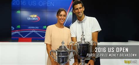Us Open Winnings Money - 2016 us open tennis purse and prize money breakdown