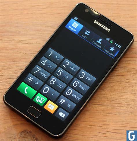 Samsung Galaxy Ii samsung galaxy s2 review s ii
