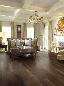 Hardwood Living Room | 31 hardwood flooring ideas with pros and cons digsdigs