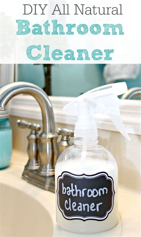 homemade natural bathroom cleaner homemade bathroom cleaner all natural homemade orange