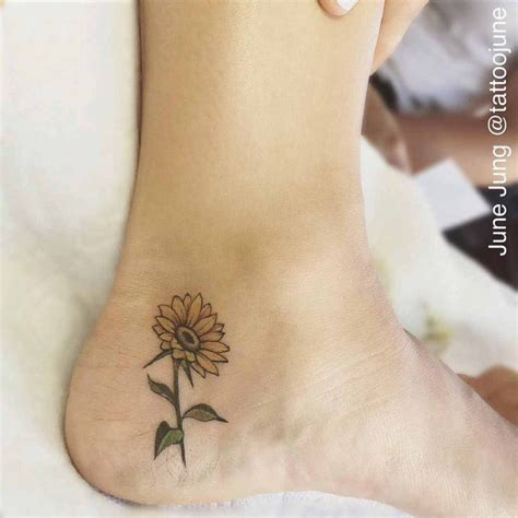 side of foot tattoo tattoo collections