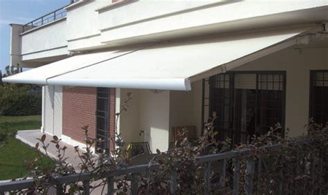 tende da sole roma prezzi tenda da sole a bracci su barra quadra 40x40 mm roma