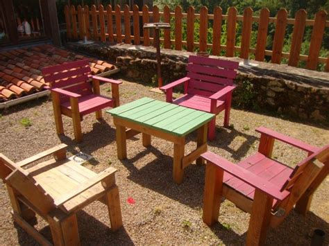 Upcycled Garden Furniture Ideas 90 Ideas For Beautiful Furniture From Upcycled Pallets Style Estate