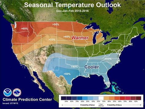 noaa weather forecast winter noaa s official outlook for winter 2015 16 in the usa