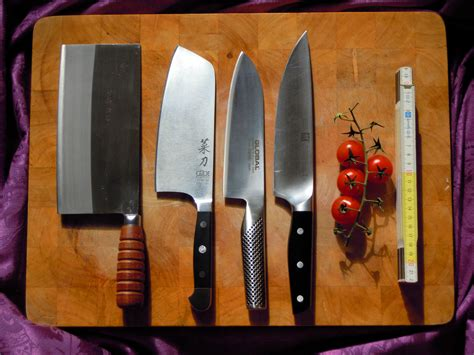 Kitchen Knives Henckels file different chef knives jpg wikimedia commons