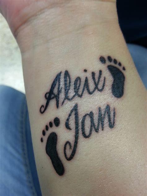 imagenes tatuajes hijos tatuajes en honor a nuestros hijos viviendo con peques