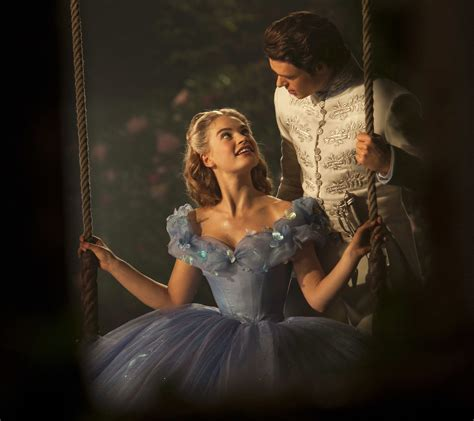 cinderella film photos downton abbey s lily james reveals her real life