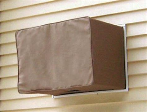 window cover outdoor air conditioner cover and health benefits