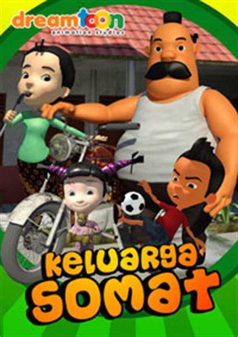 film kartun keluarga belajar pake helm dari keluarga somat safety riding