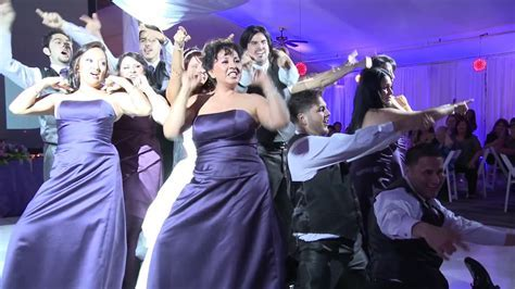 Best Bridal Party Dance Ever!   YouTube