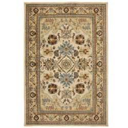 The Home Depot Area Rugs Mohawk Home Charisma Butter Pecan 10 Ft X 13 Ft Area Rug 415396 The Home Depot