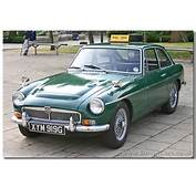 Simon Cars  MG MGC