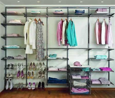 Wardrobe Solutions by Elfa Wardrobe Best Selling Solution In Platinum Home