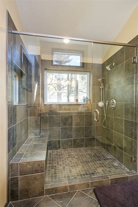 master bathroom window ideas shower remodel window