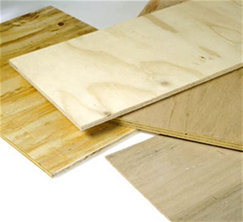 types  grades  plywood particleboard fiberboard