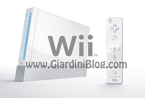 aggiornamento console wii nintendo aggiorna il firmware alla versione 4 0