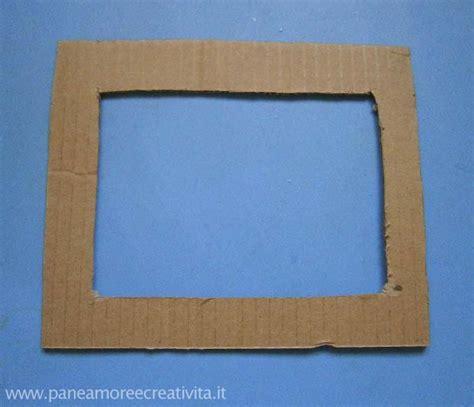 cornici di cartone per foto lavoretto di san valentino le cornici da creare con il