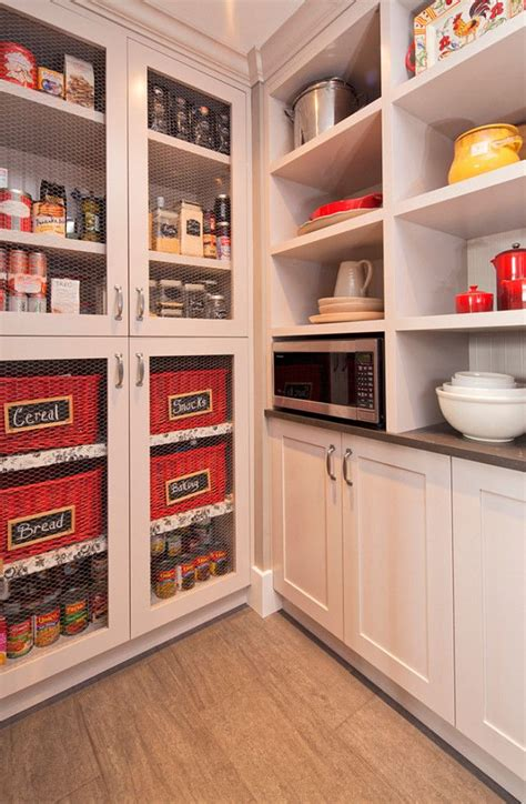 kitchen pantry cabinet designs 25 best ideas about microwave in pantry on
