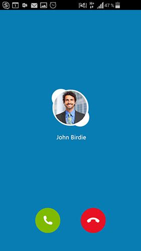 skype mobile how do you redirect a call from skype for business to the