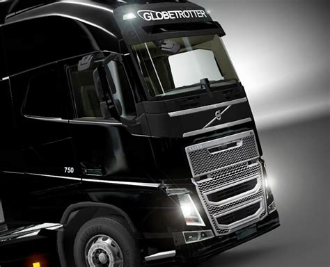 euro truck simulator  version  update   volvo fh  fh ets mods scs mods euro