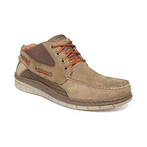sperry boots for sperry top sider billfish ultralite chukka boots in brown