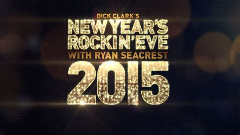 k new year episode 2015 clark s new year s rockin with seacrest