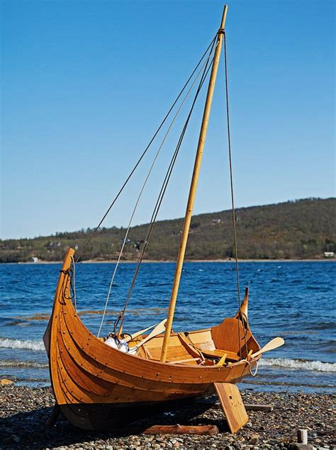 small viking boat plans small viking boat based sail and oar craft inspired by