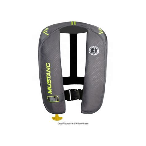 Mustang Automatic Life Jackets by Mustang Md2016 Mit 100 Inflatable Automatic Pfd