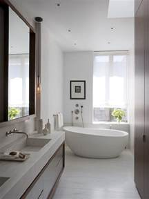 White Bathrooms Ideas by Minimalist White Bathroom Designs To Fall In