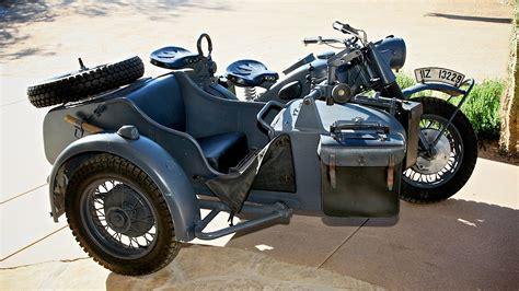 Motorrad Bmw R75 by 1943 Bmw R75 Gespanne S64 Chicago Motorcycles 2016
