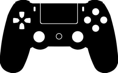 Kaos Logo Stik Ps4 joystick ps4 183 free vector graphic on pixabay