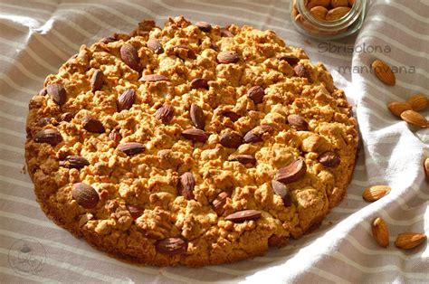 torta sbrisolona mantovana ricetta sbrisolona mantovana tra zucchero e vaniglia