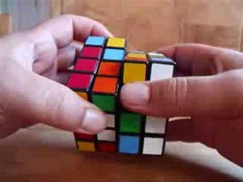 tutorial rubik 4x4 español rubik s 4x4 cube tutorial part 1 3 youtube