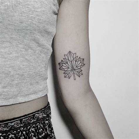 tattoo leaf geometric 79 best geometric tattoos images on pinterest geometric