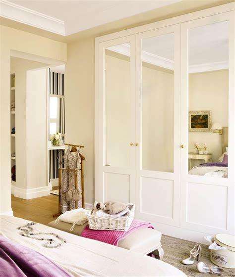 como decorar con espejos un dormitorio espejos decorativos