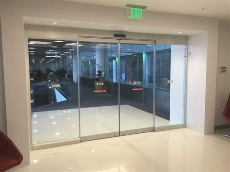 All Glass Entry Doors Record 5200 Series All Glass Sliding Door System Dash Door